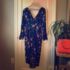 Gorgeous high-low dress